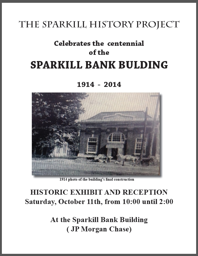 BANK CENTENNIAL October 11, 2014
