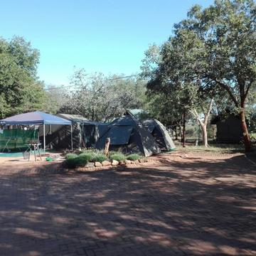 Tented Kruger National Park Safaris
