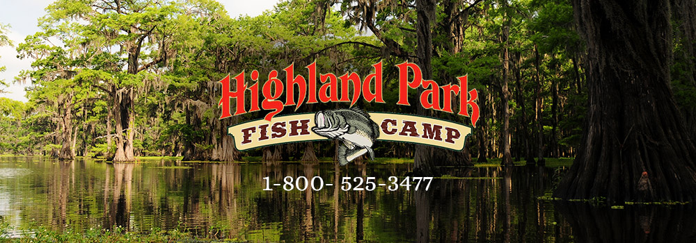 Highland Park Fish Camp Where Fishing Is A Tradition - Home