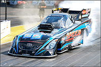 10/02/14: Speed City Commits to Three Race NHRA Nitro Funny Car Schedule