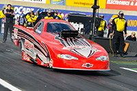 10/17/14: Harker Clinches the 2014 NHRA Top Alcohol Funny Car Championship