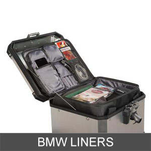 BMW Luggage Liners