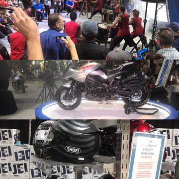 Top Ten Reasons to Visit the Progressive International Motorcycle Show