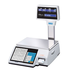 CL5000J-CR Label Printing Scale