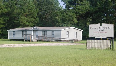 New Caney: Covenant Baptist Church