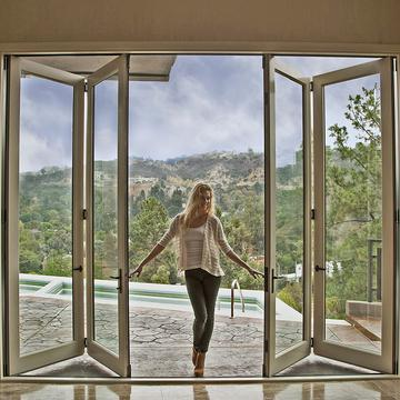 Bi-Fold Doors - Folding Doors & Windows - Multi-Slide Doors | AG ...