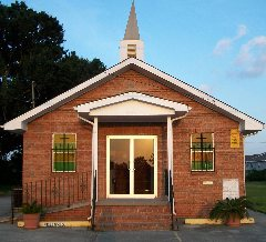 Macedonia Baptist Church History