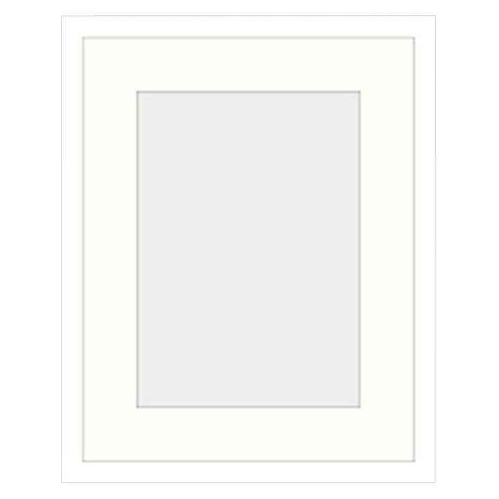 A1 White Picture Frame