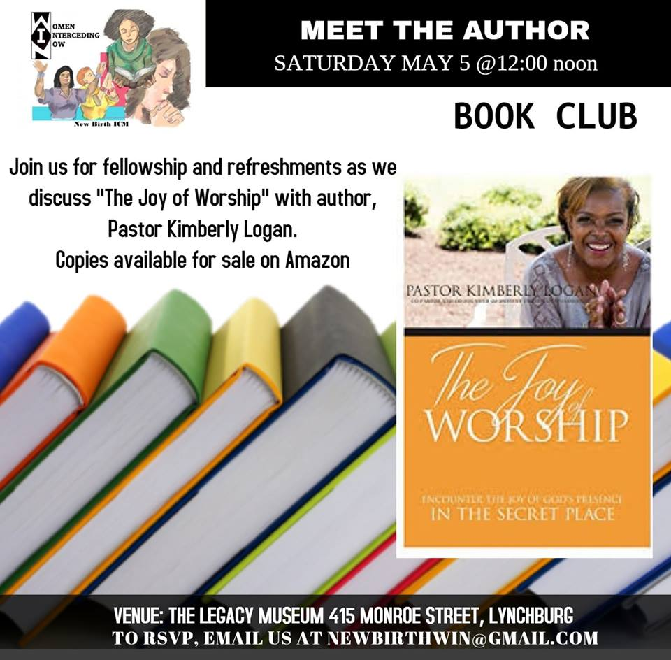Book Clubs - Discussion with local Authors