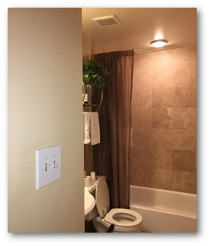 Bathroom ventilation fan installation Laurel MD