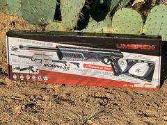 New Umarex Morph 3X (3 Airguns In One!) .177 Cal CO2 Powered BB Airgun #2252600 $74.95 eBay checkout only