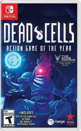 Dead Cells - Action Game of The Year Nintendo Switch Brand New   Price: $32.49