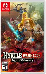 Hyrule Warriors: Age of Calamity - Nintendo Switch [BRAND NEW]   Price: $49.99
