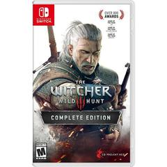 The Witcher 3: Wild Hunt Complete Edition - Nintendo Switch   Price: $59.99