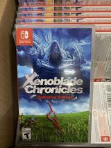 Xenoblade Chronicles: Definitive Edition - Nintendo Switch Brand New And Sealed   Price: $48.88
