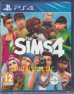 The Sims 4 PS4 Sony PlayStation 4 Brand New Factory Sealed | Price: $27.99
