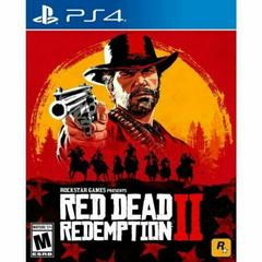 Red Dead Redemption 2 PS4 BRAND NEW! FAST FREE SHIPPING! | Price: $29.79