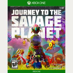 Journey to the Savage Planet Xbox One [Brand New]