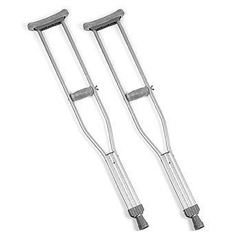 Quick-Change Crutch by Invacare Group