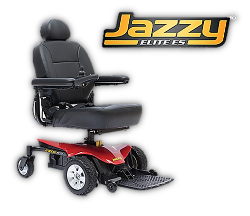 Pride Jazzy 614 power chair