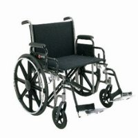 Merits Heavy Duty Wheelchair