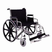 Merits Extra Heavy Duty Bariatric Wheelchair