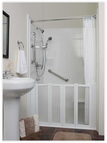 Refresh Easy Access Walk-in Shower