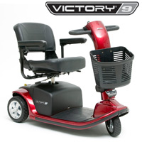 Pride Victory 9 power scooter