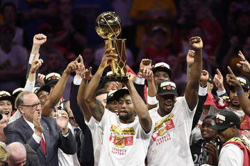 The 6 in 6- Toronto Raptors are NBA Champions