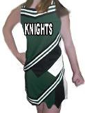 CLADIATOR SKIRT CHEER UNIFORM
