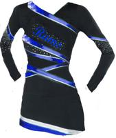 RHINESTONE ACCENT ALL STAR CHEER