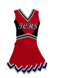 Flyway cheer uniforms & customs