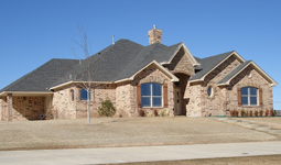 Representative of a Texas Dream Home