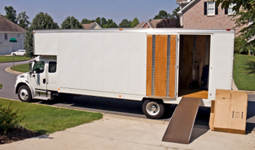 Relocation, Moving Truck