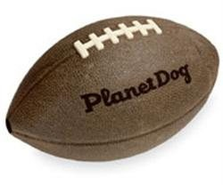football dog toy