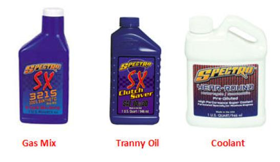 Recommended 2 Stroke Oil Types for New Husqvarna Motorcycles