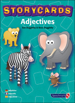StoryCards Adjectives