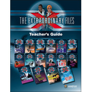 Teacher's Guide - The Extraordinary Files