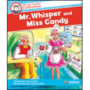Joy Cowley Collection Mr. Whisper and Miss Candy