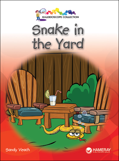 publishing teaching materials for guided reading snake in the yard