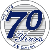 Happy Birthday A.M. Davis Inc.