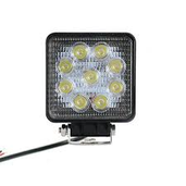 9 LED Headlight/Worklight 12V-80V
