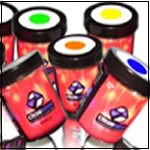 ClearNeon Invisible UV Reactive Clear Coat Paint (Brush-On)