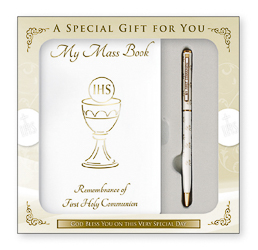 My first missal Book Gift Set.