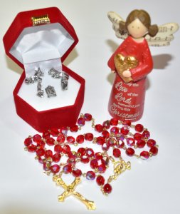 Christmas Angel Gift Set.