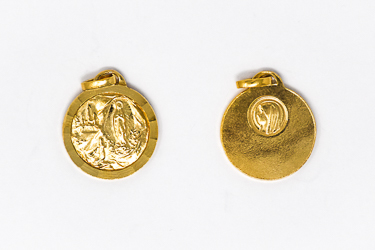 Gold Apparition Medal