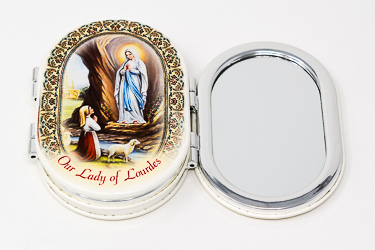 Apparition Handbag Mirror.