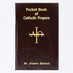 Book of Catholic Prayers.