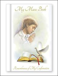Boy Confirmation Prayer Book.