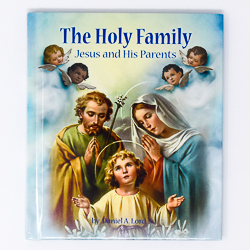 Children's Holy Family Book